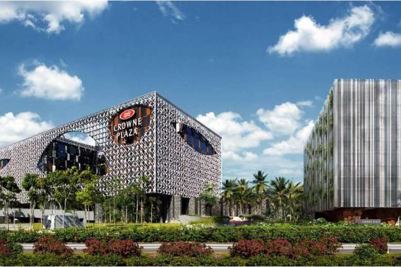 Crowne Plaza Singapore - Hotel Briefing Blog