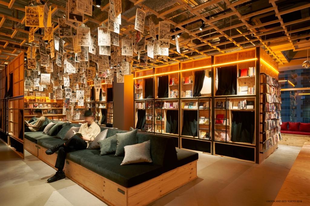 Book & Bed Tokyo Boutique hotel - Hotel Briefing Blog