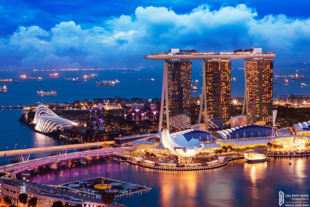 Marina Bay Sands Hotel - Hotel Briefing Blog