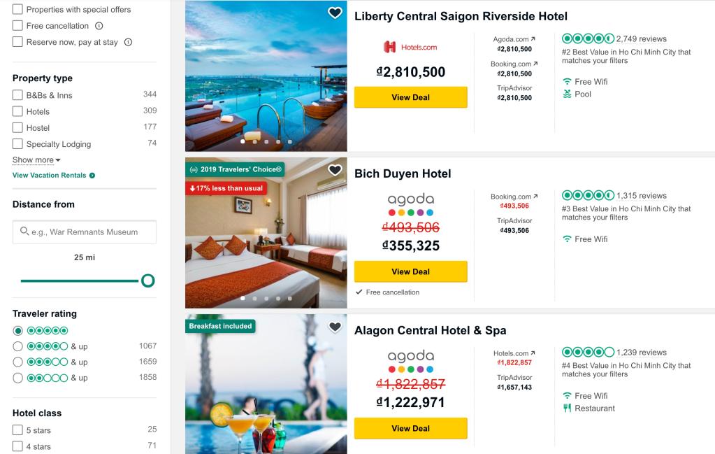 TripAdvisor Traveler Rating - Hotel Briefing Blog