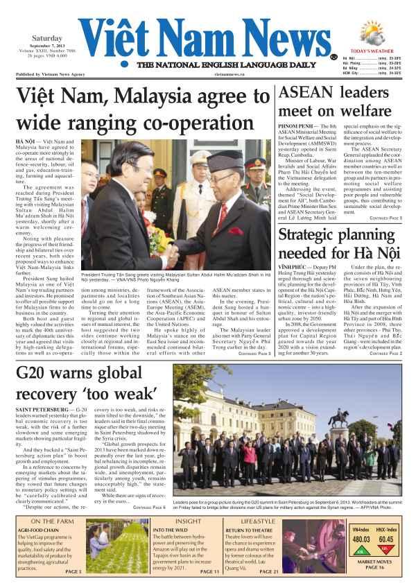 Việt Nam News - Hotel Briefing Blog
