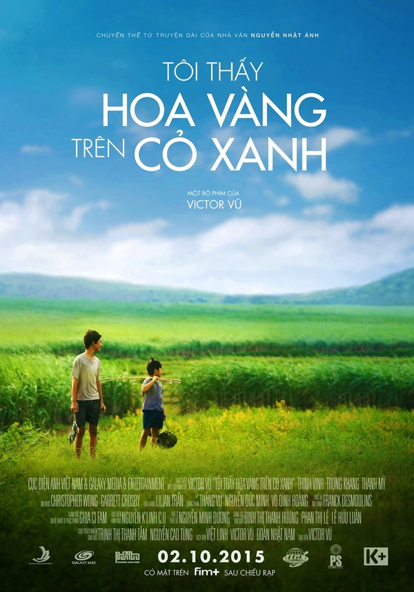Phú Yên - Tôi thấy hoa vàng trên cỏ xanh phim