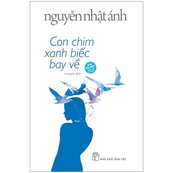 Bìa truyện Con chim xanh biếc bay về